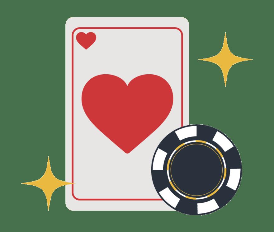 2021年63最佳扑克New Casino